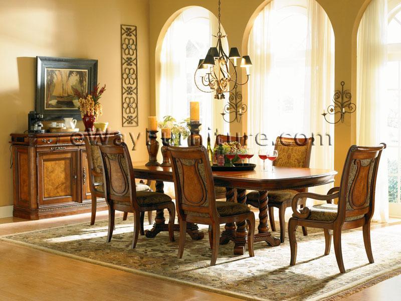Aspen Round Dining Table 60  golfshop1com