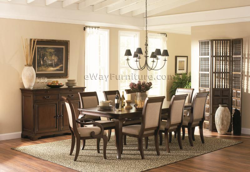 Formal French Dining Room Collection