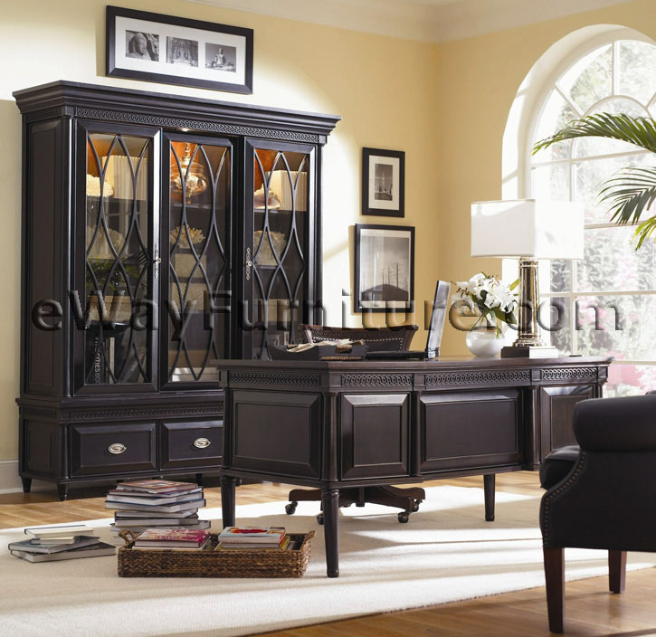 American federal 60in home office writing desk for Furniture federal way