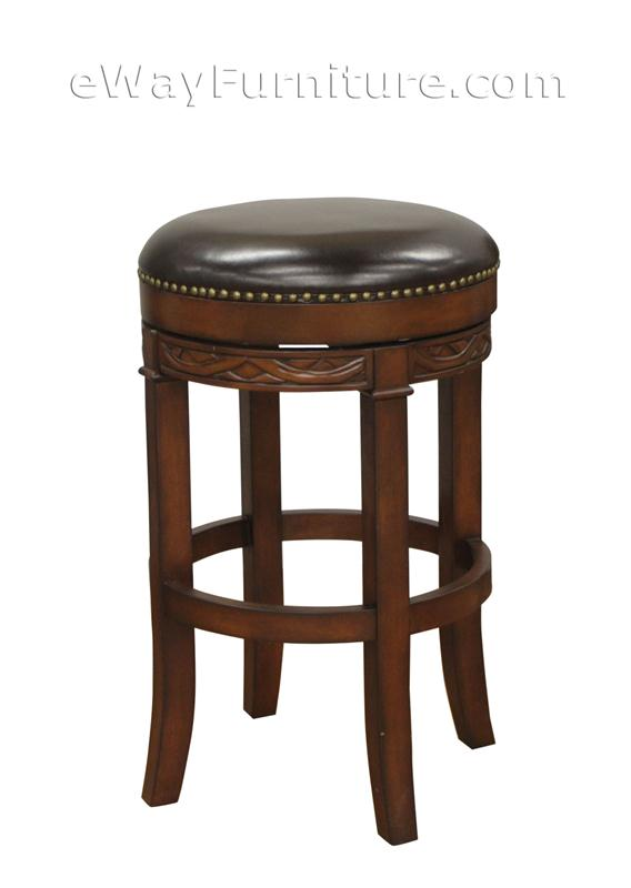 2 Manchester 26 Quot Counter Height Backless Hardwood Swivel