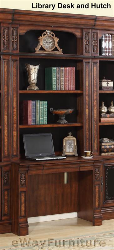 Similar Items Leonardo Full Entertainment Wall With Peninsula Desk
