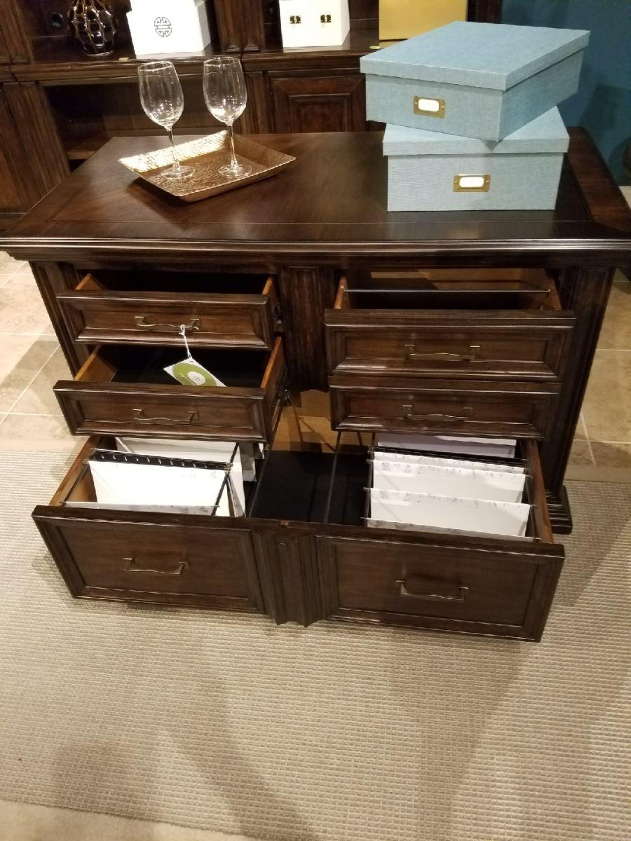 Grand Classic 66 In Scroll Leg Writing Laptop Desk Home