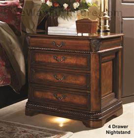 Bestseller vineyard sleigh queen bed master bedroom furniture set napa style ebay for Napa valley bedroom furniture