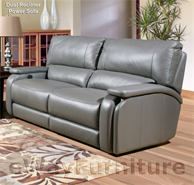 Parker Living Grisham Dual Power Recliner Sofa