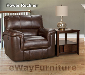 Parker Living Hitchcock Power Recliner