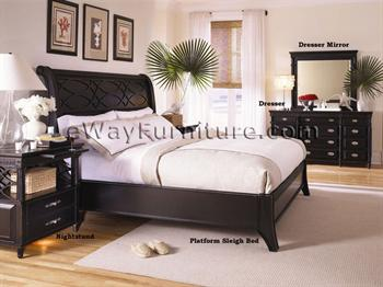 Contemporary And Transitional Bedroom Sets